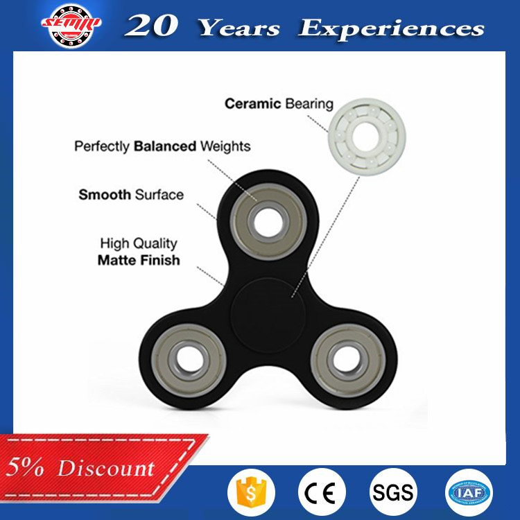 Very Hot Different Colors of Custom Fidget Spinner