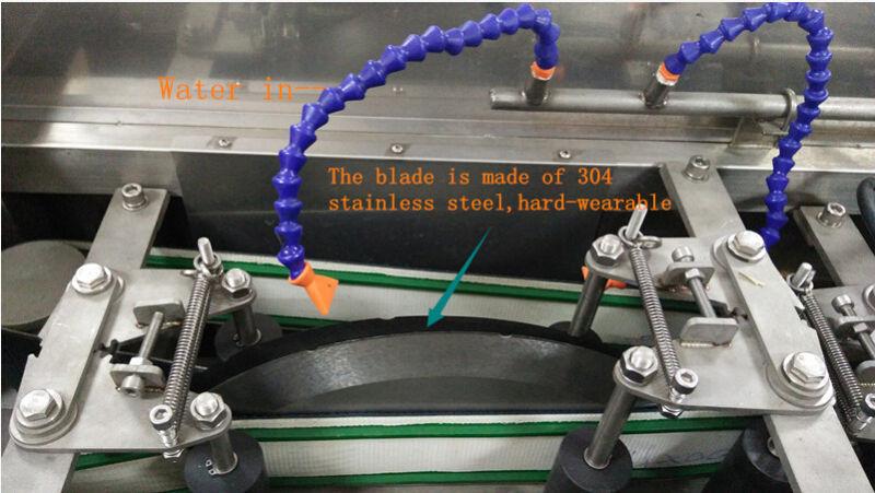 Medium Type Fish Deboning Machine, Fish Fillet Slicing Machine F-GB-170