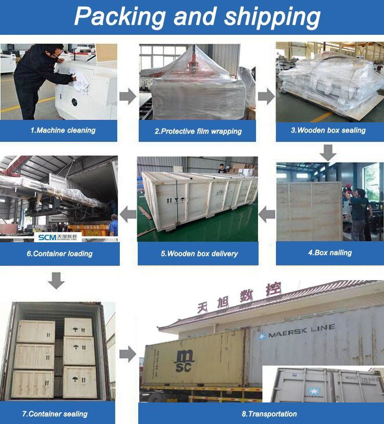 Manufacturer CNC CO2 Laser Cutting Machine