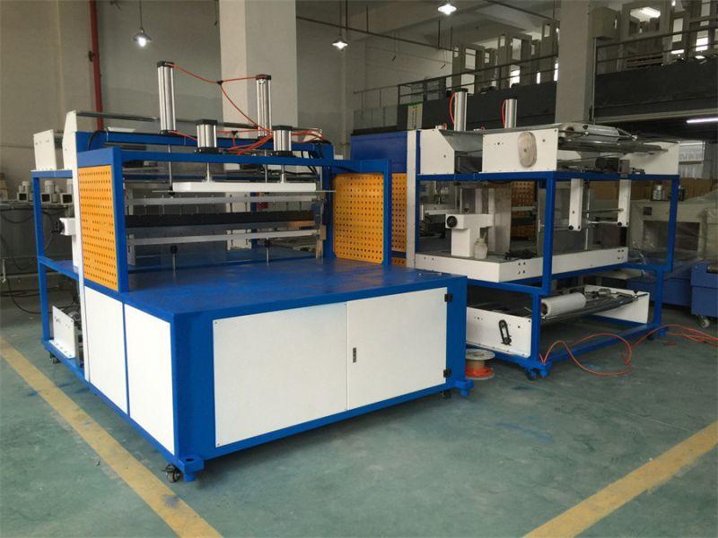 Hongzhan St1260 Big Board Shrink Wrapping Machine