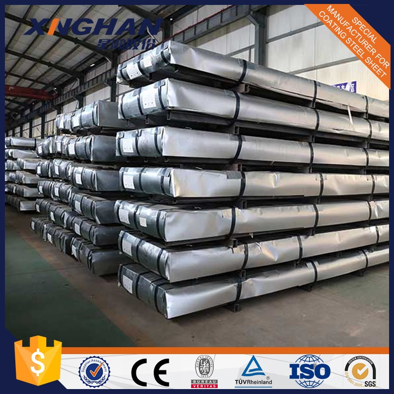 Galvanized Corrugated Sheet for roofing