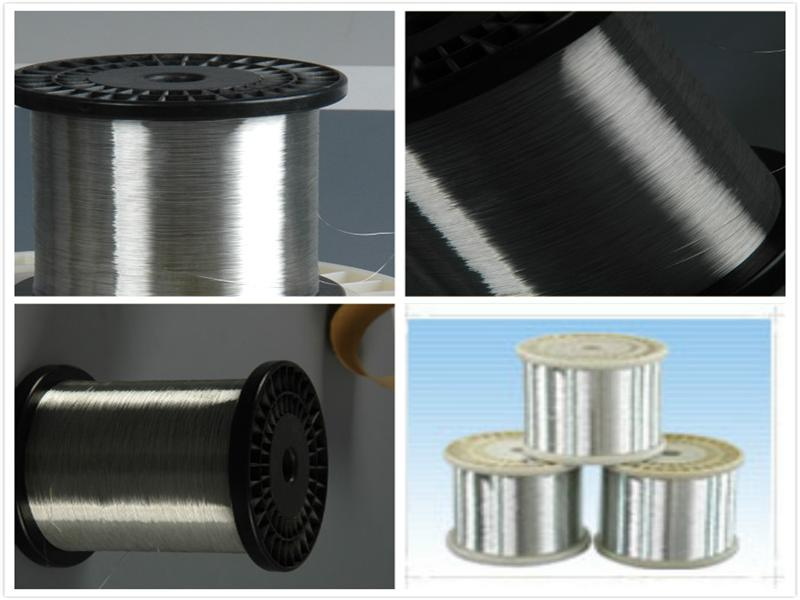 Aluminum Clad Steel Wire Aluminum Single Wire