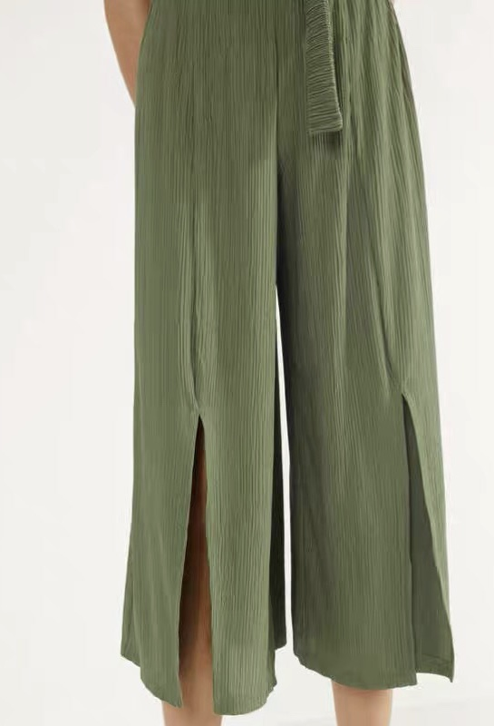 Chiffon Long Pants