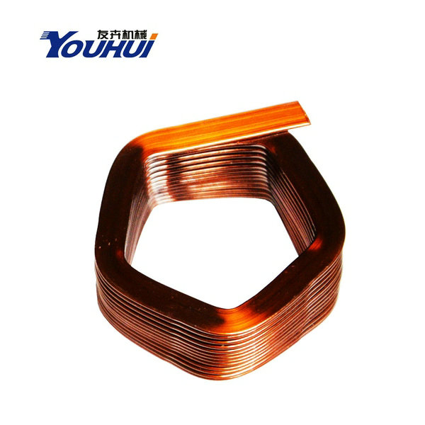 Heteromorphism Inductance Coil of High Quality