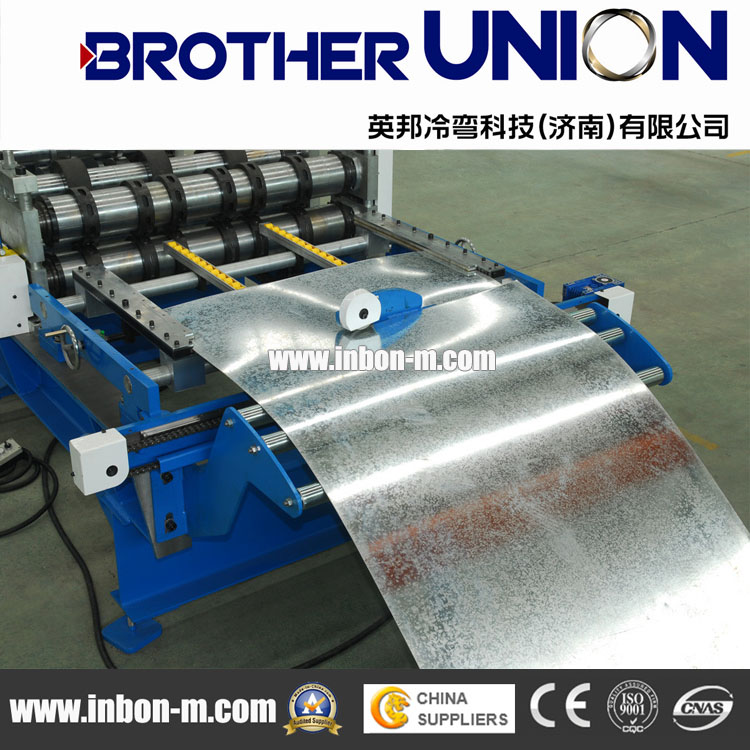 India Style Roofing Sheet Making Machine