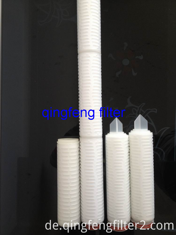 Pes Micropore Filter Cartridge