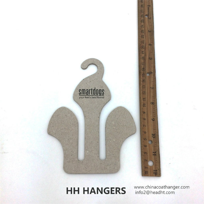 Cardboard High Loading Environmental Paper Shoes Slippers Hanger