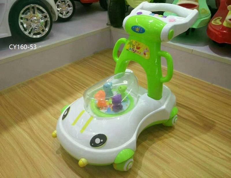 China Baby Swing Car Twist Car Baby Walker Children Scooter