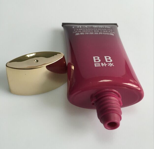 45mm Diameter Oval Tube W/ Screw Cap (EF-TB4501)