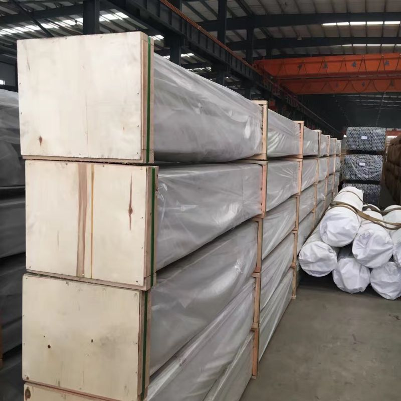 6063 T6 Aluminum Round Tube for Pneumatic Cylinder