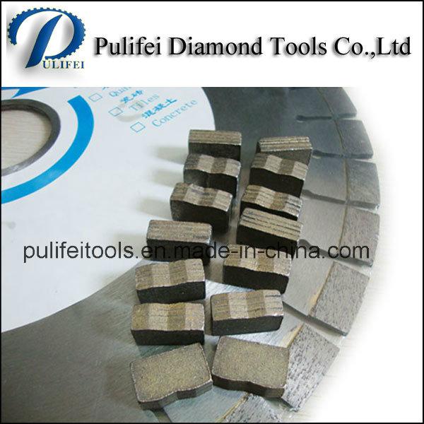 Hard Rock Stone Tools Diamond Cutting Granite Marble Segment