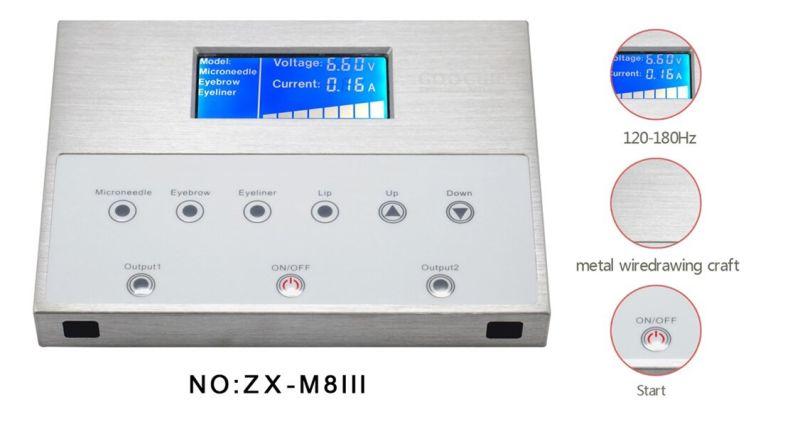 Medical Grade Rotary System Permanent Makeup Machine