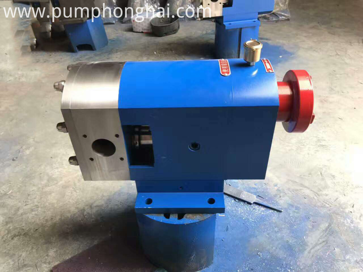 Liquid Transfer Rotary Lobe Pump