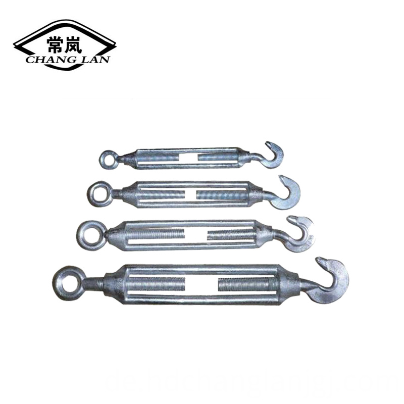 Hot Forging Open Body Turnbuckle