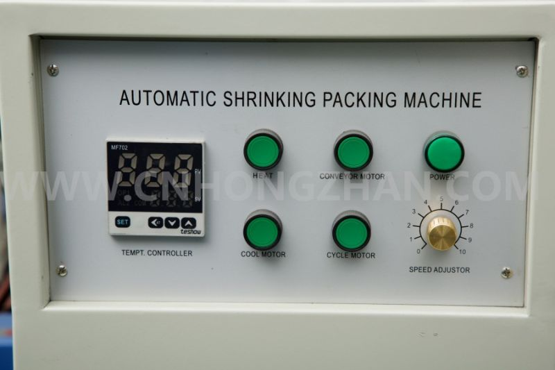 Sm6040 Shrinking Machine for Bottles Carton Film Shrink Wrap Packing