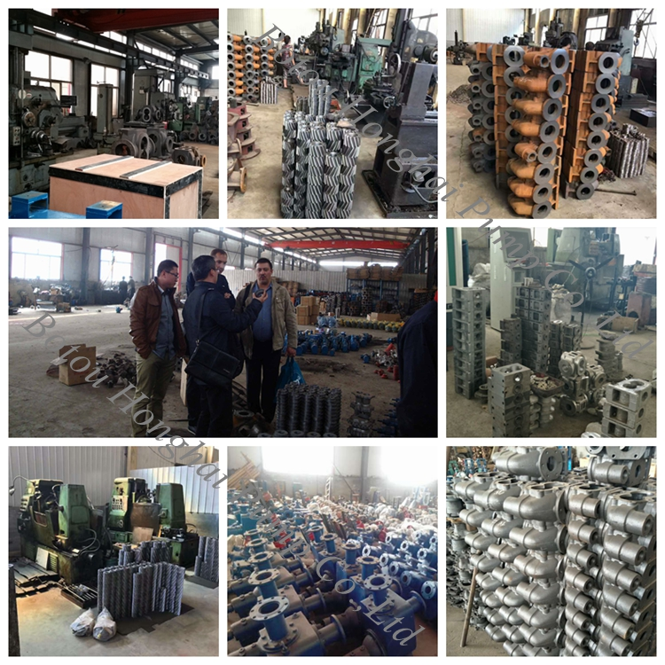 Tainless Steel Submersible Pump