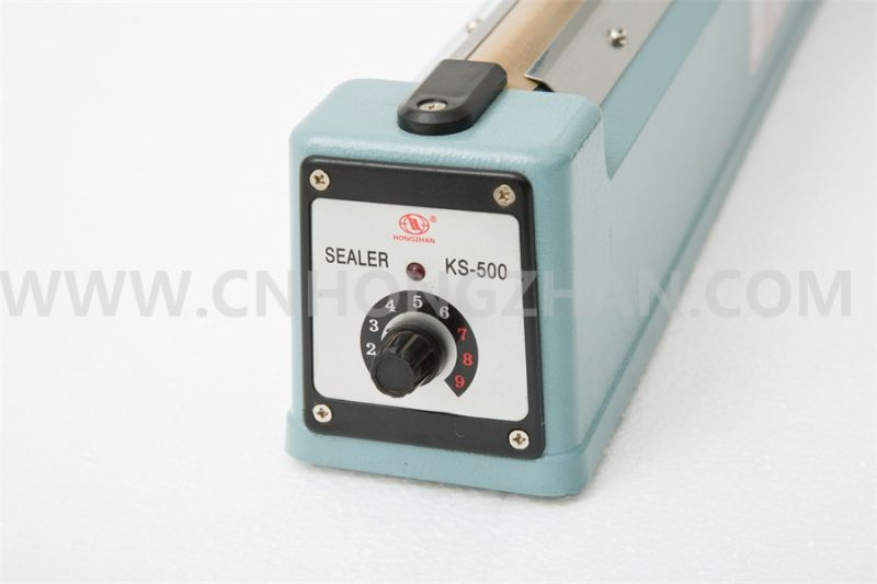Hongzhan Ks500 Aluminum Body Hand Impulse Sealer