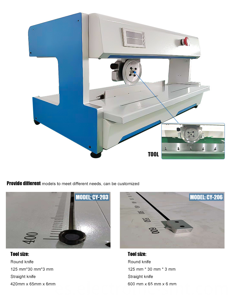 Pcba Cutting Performance separators