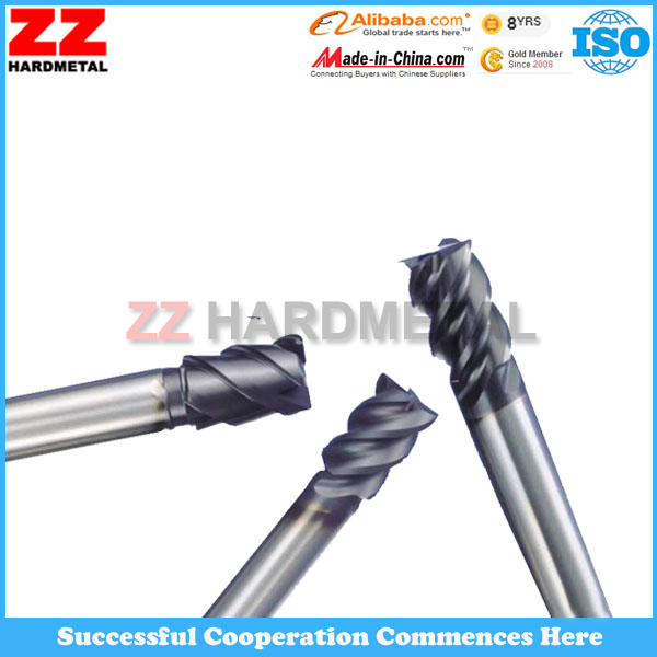 Quality Solid Tungsten Carbide Endmills