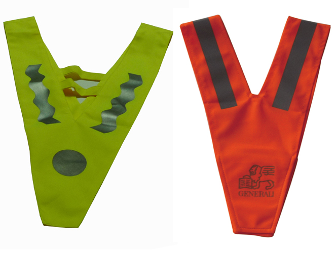 New High Visibility Safety Belt (EN471)