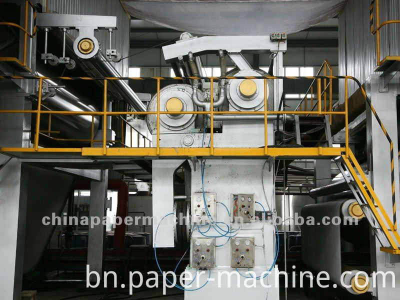 Sizing Press Machine