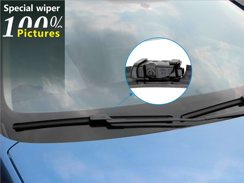 S590 2017 Auto Parts Car Accessories All Season Vision Saver X5 X6 Volt C60 S40 Dedicated Windshield Clear View Wiper Blade