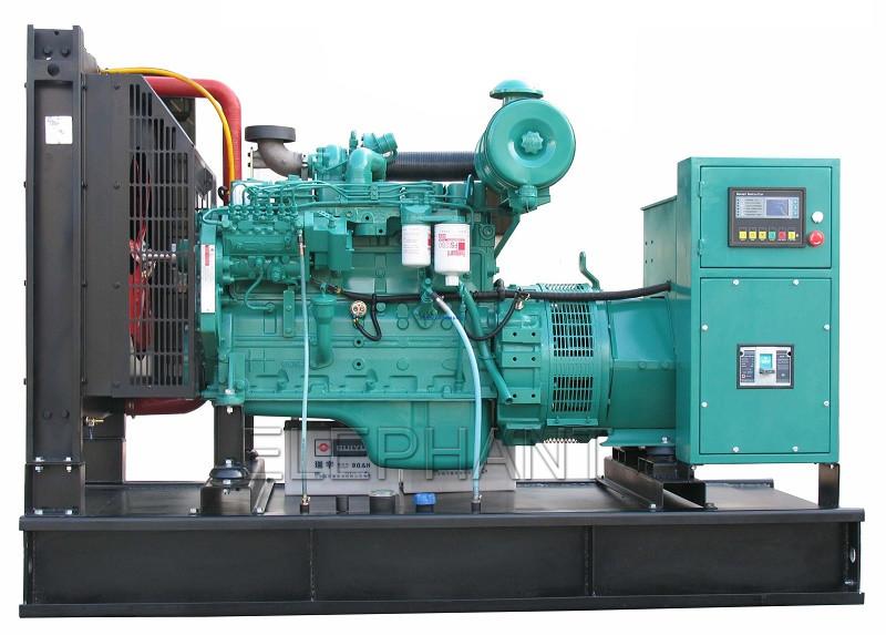 200kVA Cummins Diesel Engine Electric Equipment