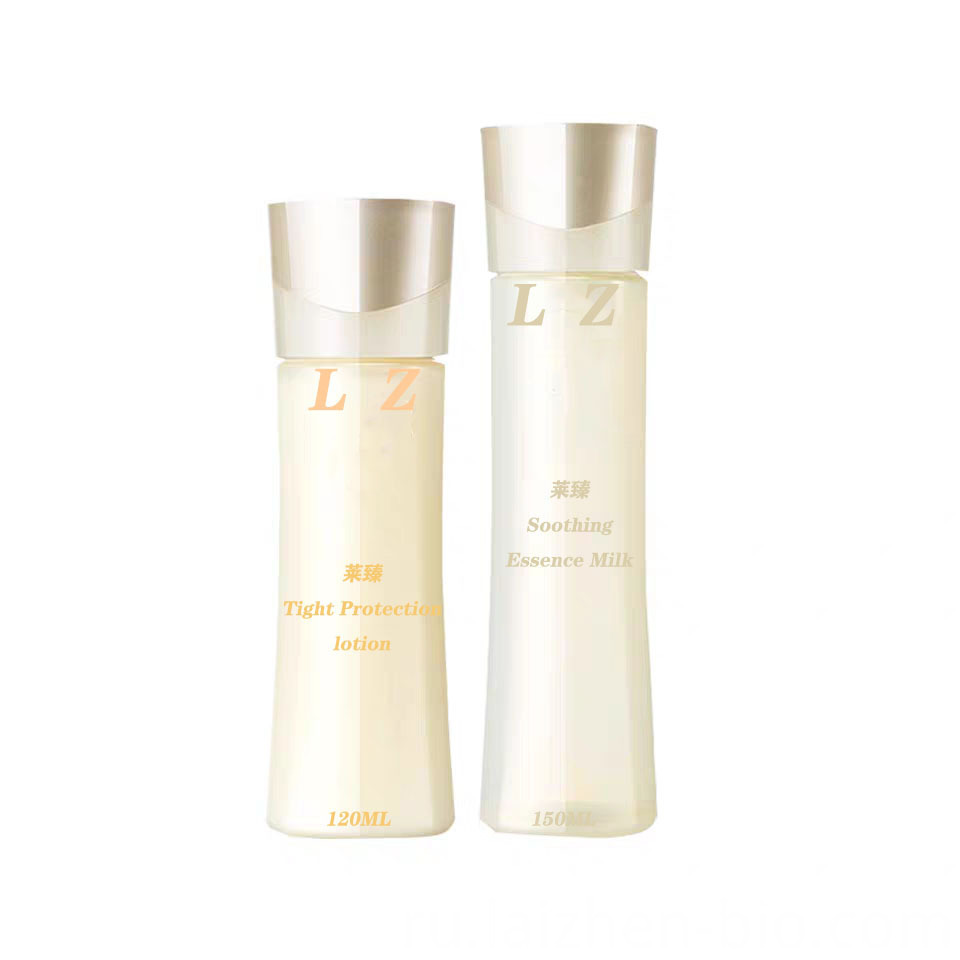 Anti-wrinkle tigh essence and lotion set
