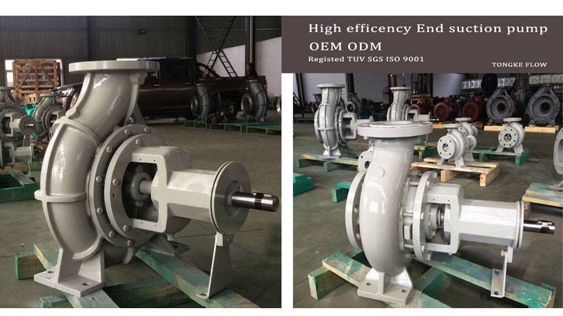 Back Wash Drainage Water Pump for Industry