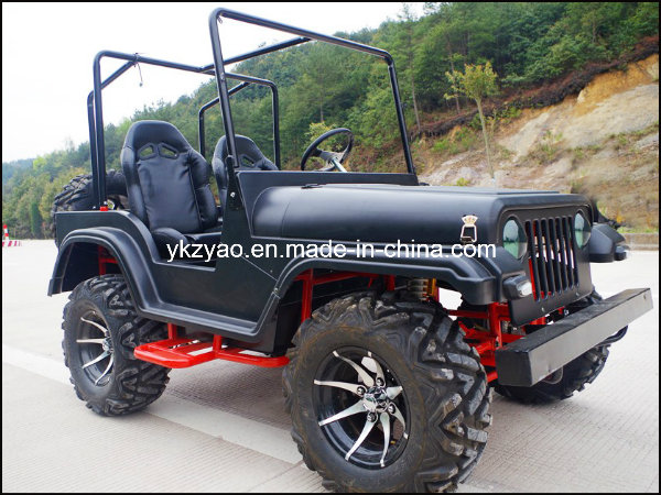 150cc/200cc Gy6 Farm UTV / ATV/ Buggy/ Go Kart Fully-Automatic with Reverse New Model Go Cart
