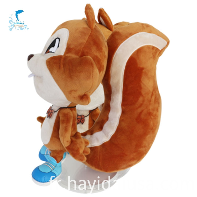 Customize Squirrel Toy