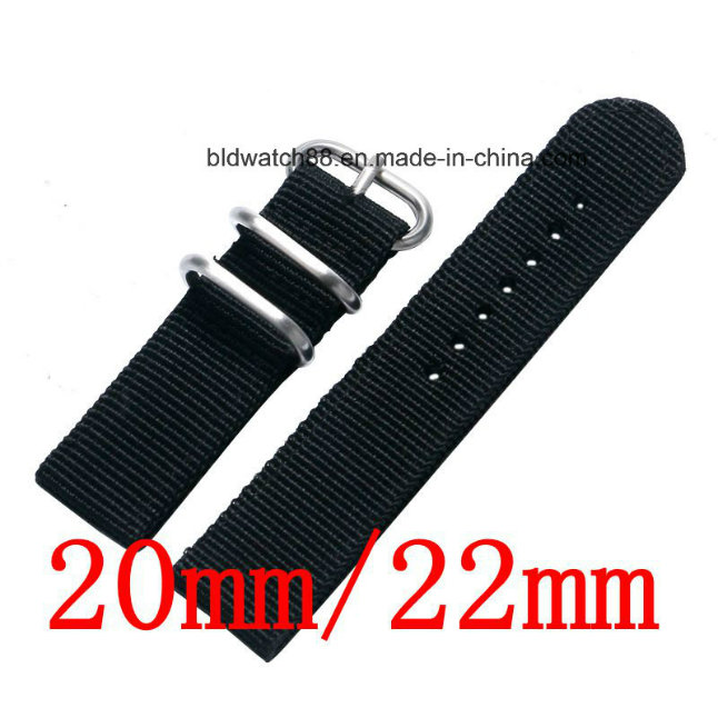 Quality Infantry Military Waterproof Nylon Watch Band Strap