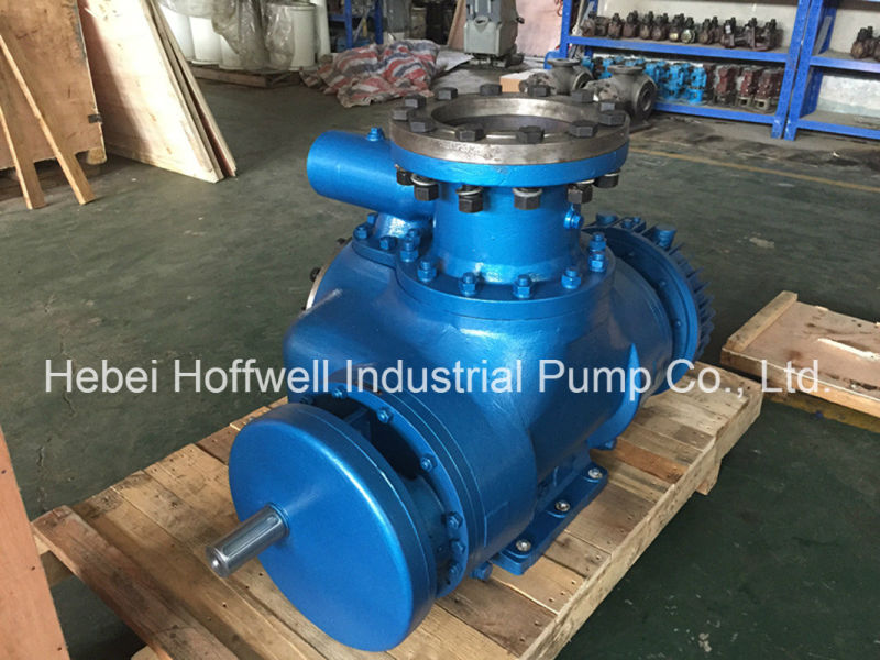 Multi-phase Twin Screw Crude Oil Pump
