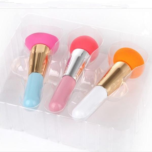 Wholesale Non Latex Face Powder Puff for Girl Skin Care