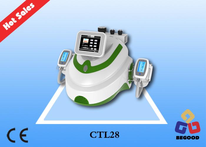 Cryolipolysis Cavitation Laser Lipo RF Slimming Machine