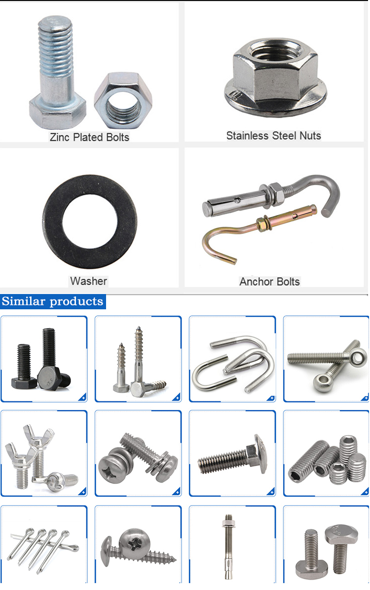 Stainless Steel Forged Eye Bolt Screw