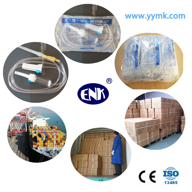 Disposable IV Giving Set (ENK-IS-053)