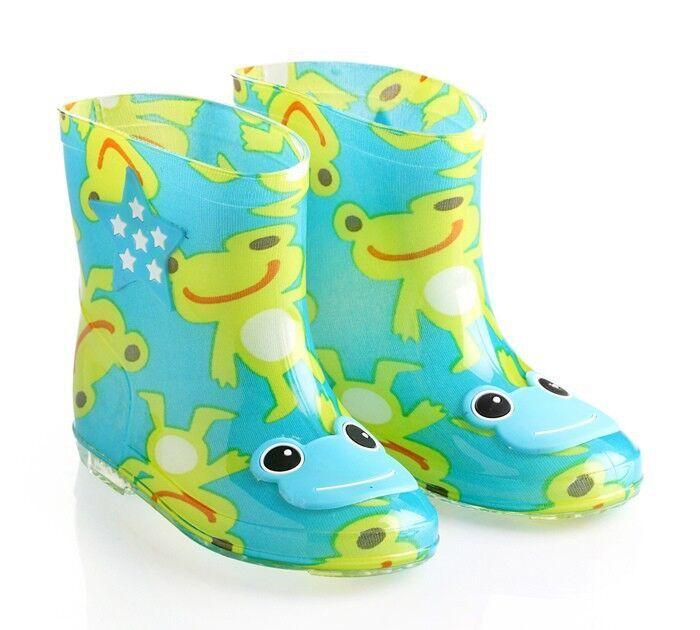 Kids of PVC Rainboots, Kids Shoes, Rain Shoes