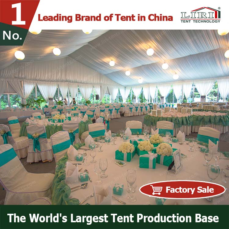 Outdoor Wedding Tent Decorations for Sale