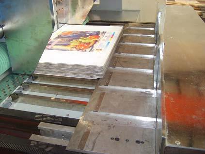 High Speed Automatic Printing Slotting Machine