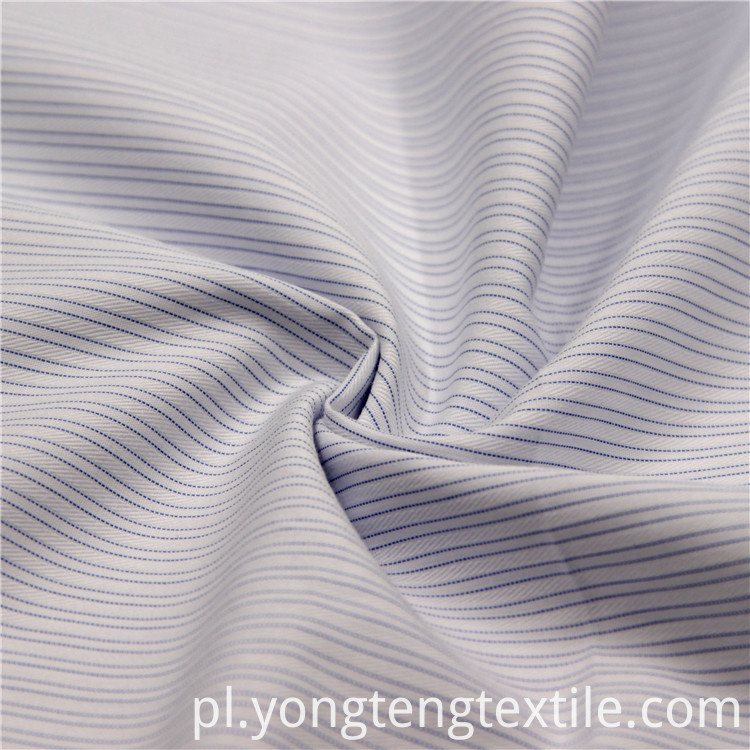 Men cvc shirting fabric