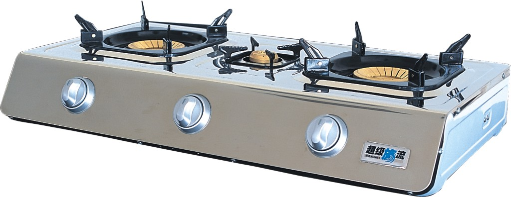 Brass Burner Gas Cooker