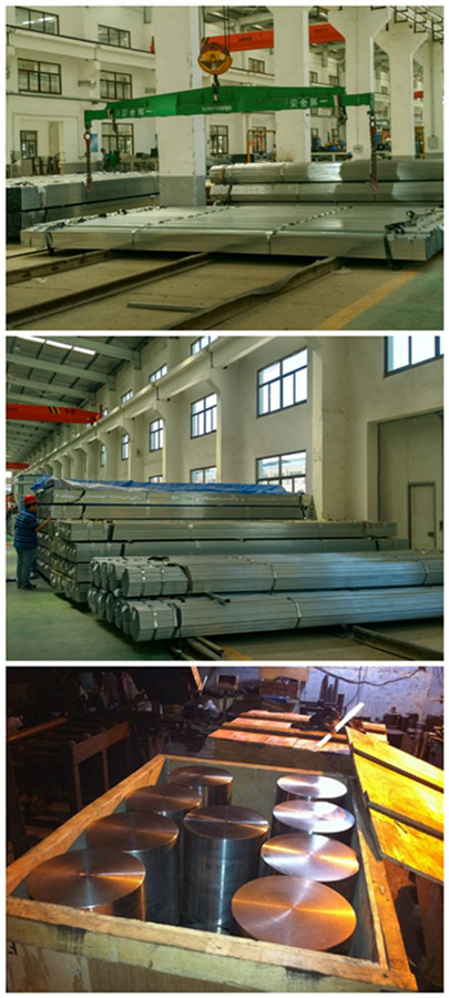 SUS316L Stainless Seamless Steel Square Pipe