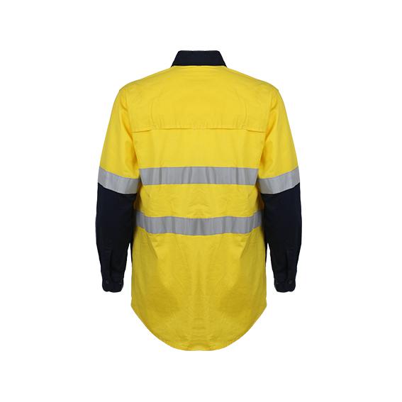100% Cotton High Reflective Safety Workwear