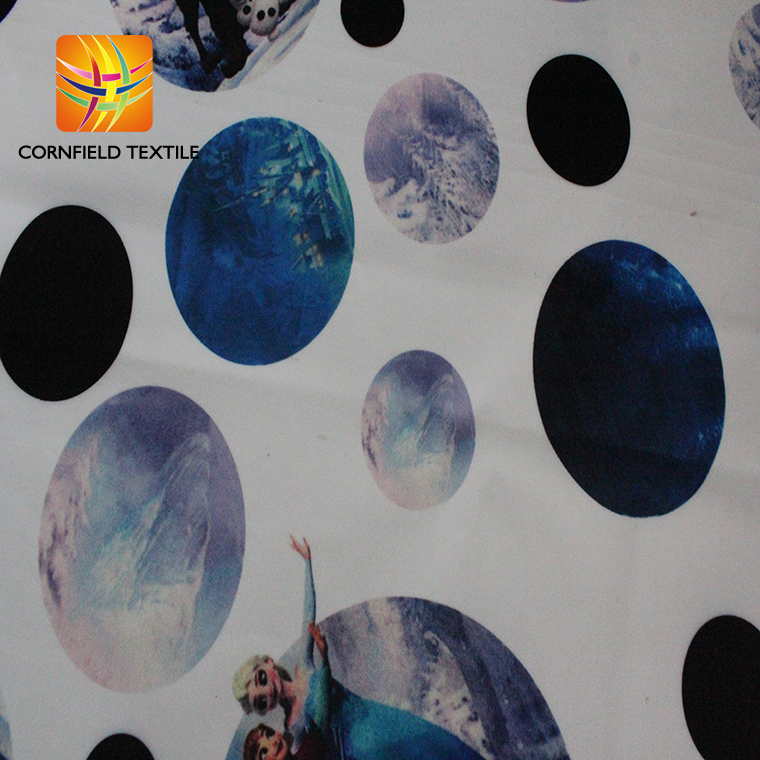 Digital Print Fabric Material