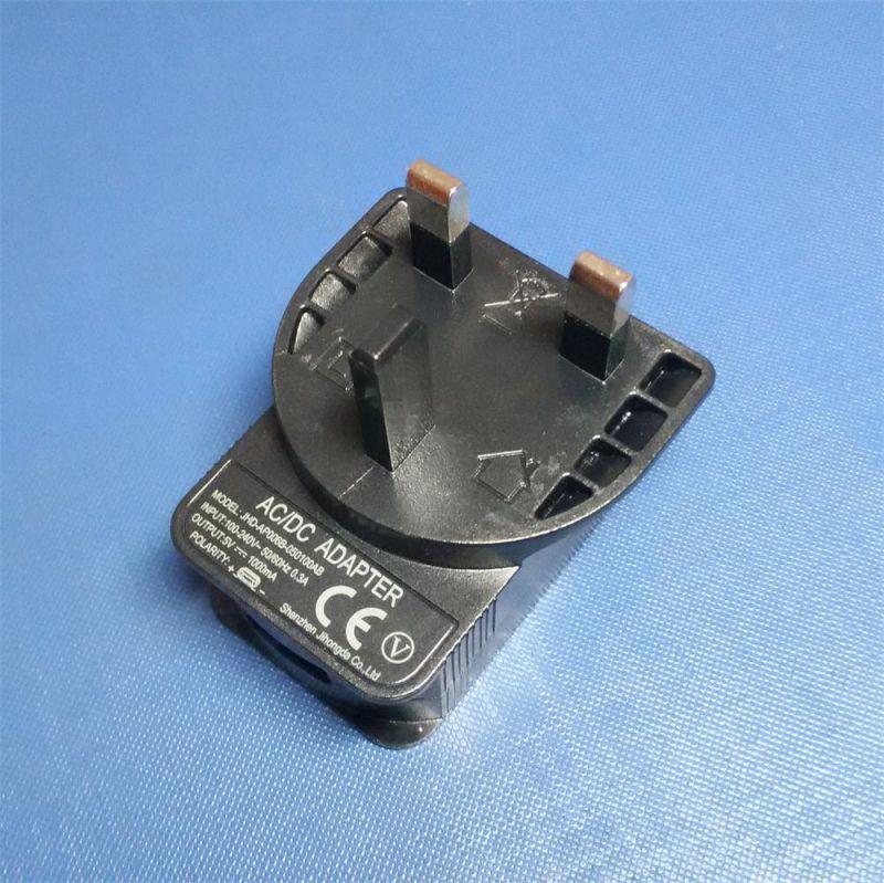 UK USB Power Adaptor DC 5V-1A