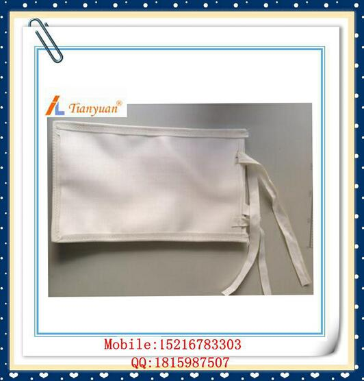 Woven Cloth Filter Bag for Electroplating for Solid and Liquid Separation