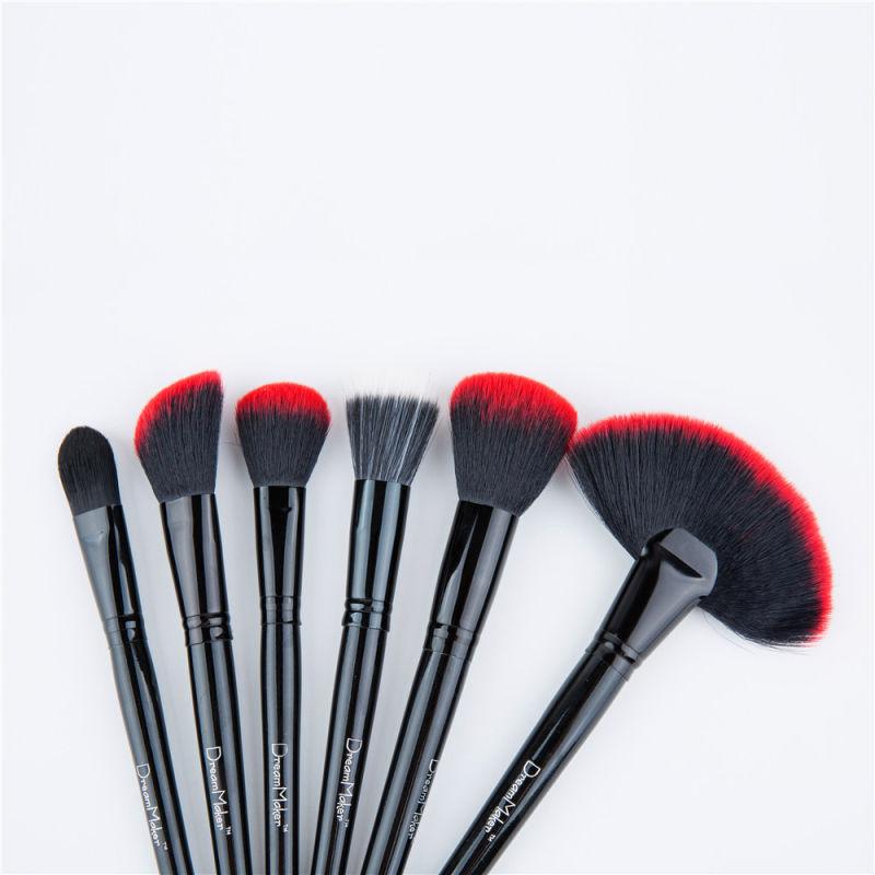 Professional 24 PCS Eyeshadow Lip Makeup Brushes Set for Christmas