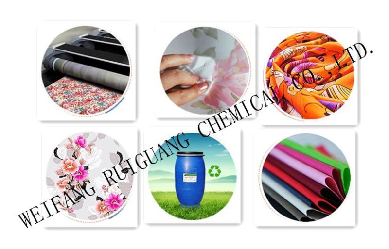 Synthetic Pigment Printing Thickener for Textile H201X