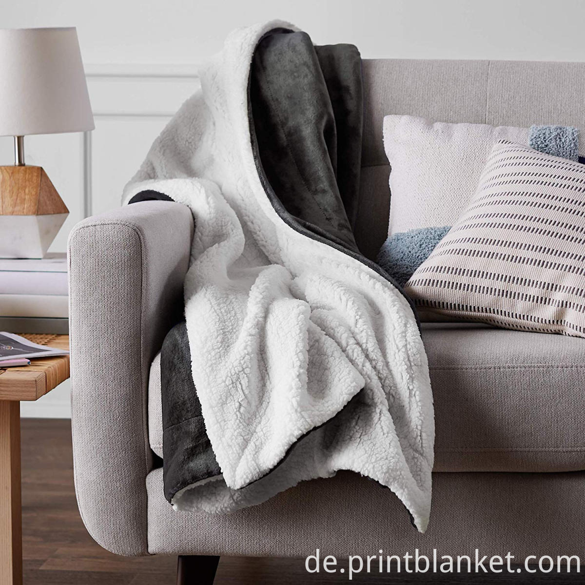 soft sherpa blanket